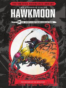 [The Michael Moorcock Library: The Chronicles Of Hawkmoon (Hardcover) (Product Image)]