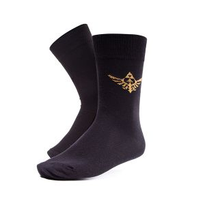 [Legend Of Zelda: Crew Socks (Product Image)]