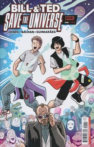 [Bill & Ted Save The Universe #1 (Product Image)]