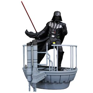 [Star Wars: The Empire Strikes Back: Milestones Statue: Darth Vader (Product Image)]