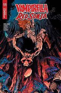 [Vampirella/Red Sonja #11 (Castro Bonus Variant) (Product Image)]