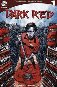 [Dark Red #1 (Aaron Campbell Cover) (Product Image)]