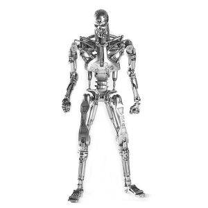[Terminator 2: Judgement Day: Action Figure: Endoskeleton (Product Image)]