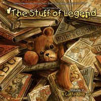 [The cover for Stuff Of Legend: Call To Arms #1]