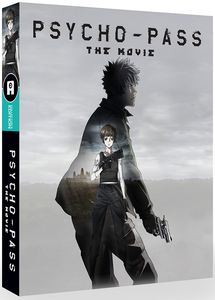[Psycho-Pass: The Movie (Collector's Edition Blu-Ray/DVD) (Product Image)]