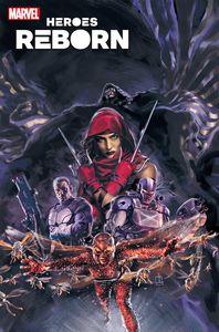 [Heroes Reborn: Squadron Savage #1 (Blatt Variant) (Product Image)]