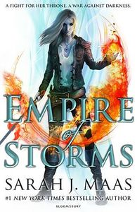 [Throne Of Glass: Book 5: Empire Of Storms (Product Image)]