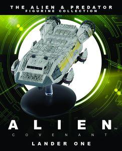 [The Alien & Predator Figure Ship Magazine #6: Covenant Lander (Product Image)]