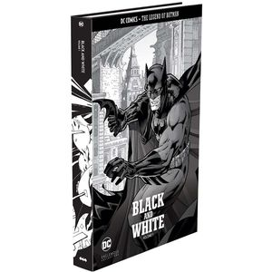 [Legend Of Batman: Graphic Novel Collection Special: Volume 14: Black & White Part 1 (Hardcover) (Product Image)]