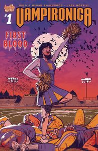 [Vampironica #1 (Cover A Reg) (Product Image)]