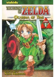 [The Legend Of Zelda: Volume 1 (Product Image)]