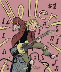 [The cover for Holler #1 (Cover A Massie)]