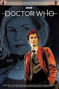 [Doctor Who: The Road To The Thirteenth Doctor (Signed Edition) (Product Image)]