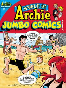 [World Of Archie: Jumbo Comics Digest #90 (Product Image)]