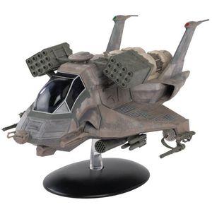 [Battlestar Galactica Ships Magazine #20: Heavy Raptor (Product Image)]