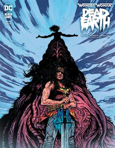 [Wonder Woman: Dead Earth #4 (Product Image)]