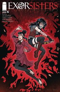 [Exorsisters #6 (Cover B Hickey) (Product Image)]