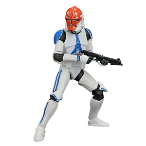 [Star Wars: The Clone Wars: Black Series Action Figure: Ahsoka's Clone Trooper (Product Image)]