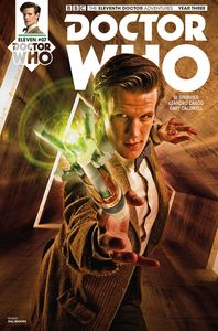 [Doctor Who: 11th Doctor: Year Three #7 (Cover B Photo) (Product Image)]