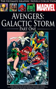 [Marvel Graphic Novel Collection: Volume 182: Galactic Storm: Part 1 (Product Image)]