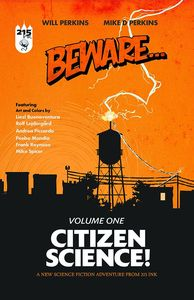 [Beware: Volume 1: Citizenience (Product Image)]