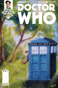 [Doctor Who: 11th Doctor: Year Three #12 (Cover C Carr (Seasons)) (Product Image)]