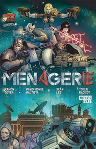 [Menagerie #1 (Cover A Bautista) (Product Image)]