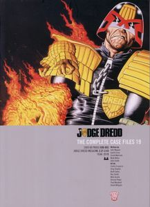[2000AD: Judge Dredd: Complete Case Files: Volume 19 (Product Image)]