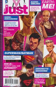 [Multiversity: The Just #1 (Product Image)]