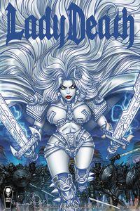 [Lady Death: Treacherous Infamy #1 (Cover C Simonson Foil) (Product Image)]
