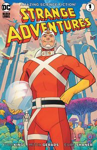 [Strange Adventures #1 (2nd Printing Shaner) (Product Image)]