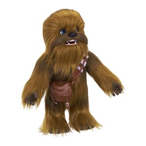 [Solo: A Star Wars Story: Animatronic Plush: Ultimate Co-pilot Chewie (Product Image)]