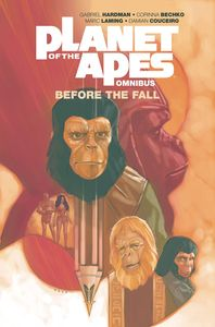 [Planet Of Apes: Before Fall Omnibus (Product Image)]