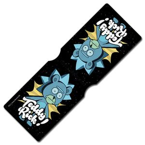 [Rick & Morty: Travel Pass Holder: Teddy Rick (Product Image)]