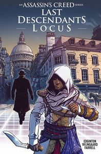 [Assassin's Creed: Last Descendants: Locus (Signed Edition) (Product Image)]