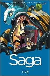[Saga: Volume 5 (Product Image)]