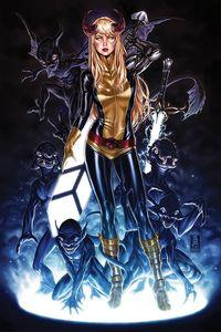 [New Mutants: Dead Souls #1 (Signed Mark Brooks Dark Child Virgin Variant Cover B) (Product Image)]