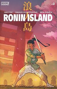 [Ronin Island #2 (2nd Printing) (Product Image)]