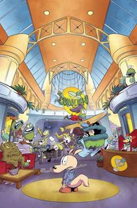[Rockos Modern Life #2 (Look & Find Bachan Variant) (Product Image)]