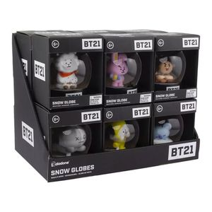 [BT21: Snow Globes (Product Image)]