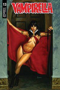 [Vampirella #13 (Cover B Jusko) (Product Image)]