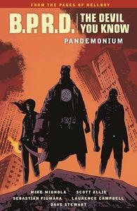 [B.P.R.D.: Devil You Know: Volume 2: Pandemonium (Signed Edition) (Product Image)]