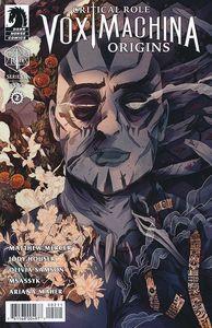[Critical Role: Vox Machina Origins: Series II #2 (Product Image)]