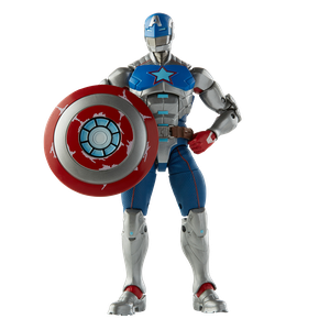 [Marvel: Contest Of Champions: Marvel Legends Action Figure: Civil Warrior (Product Image)]