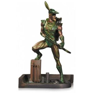 [DC: Mini Patina Statue: Green Arrow (Product Image)]