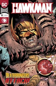 [Hawkman #9 (Product Image)]