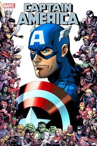 [Captain America #13 (Lupacchino Marvel 80th Frame Variant) (Product Image)]