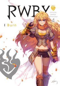[RWBY: Official Manga Anthology: Volume 4 (Product Image)]