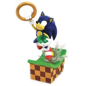 [Sonic The Hedgehog: Gallery PVC Statue: Sonic (Product Image)]