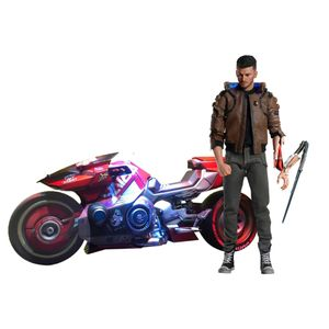 [Cyberpunk 2077: 1:6 Scale Set: V Male & Yaiba Kusanagi (Product Image)]